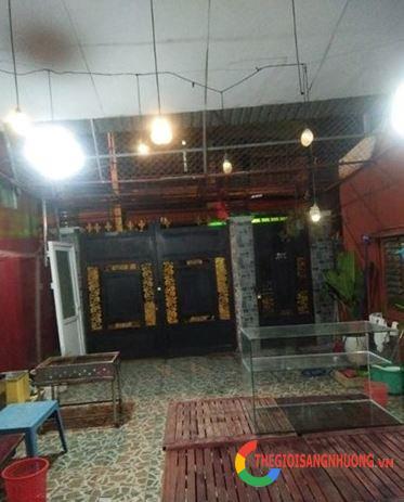 Sang quán nhậu bình dân tại 467/14 Lê Đức Thọ phường 16 quận Gò Vấp